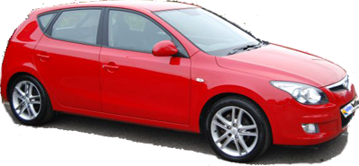 Hyundai i30 Automatic,CAR RENTAL CRETE