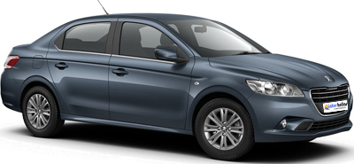 Peugeot 301 Automatic, CAR HIRE HERAKLION