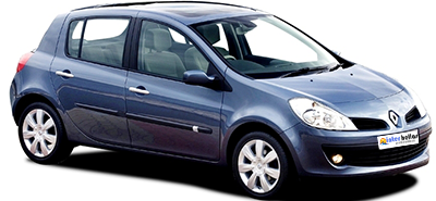 Renault Clio,CAR RENTAL CRETE