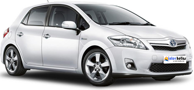 Toyota Auris Automatic, CAR RENTAL CRETE