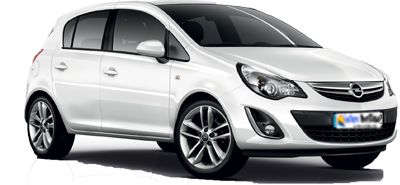 Opel Corsa Automatic,CAR RENTAL CRETE