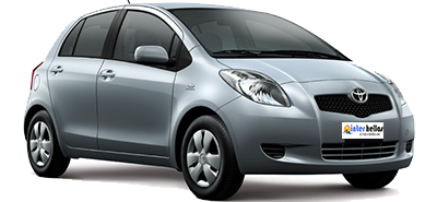Toyota Yaris,CAR RENTAL CRETE